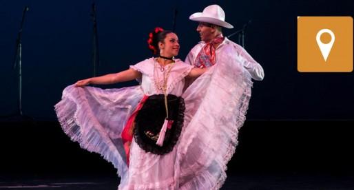 """Conmemora Ballet Folklórico de la UNAM su 45 aniversario; presenta obra """"México de mil Colores"""""""