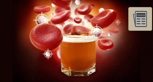 UNAM desarrolla bebida para reducir la glucosa y la presión arterial