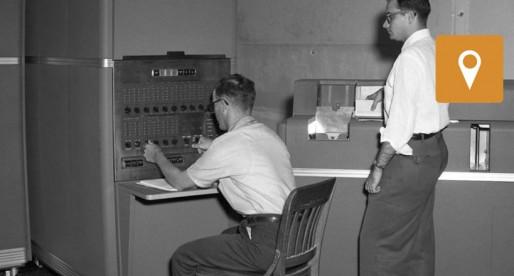 Festeja UNAM 60 años de la primera computadora en México y en América Latina