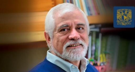 UNAM nombra a Jorge Enrique Llorente Bousquets profesor emérito
