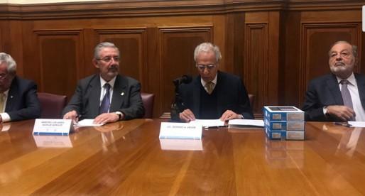 Fundación UNAM y SCJN reforzarán programa de becas