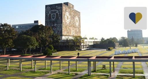 ¿Sabías que la UNAM cuenta con 2 millones 843 mil 602 m2 de área construida?