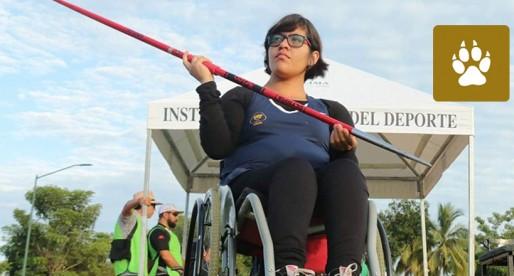 Karla López, un caso de éxito pese a la adversidad