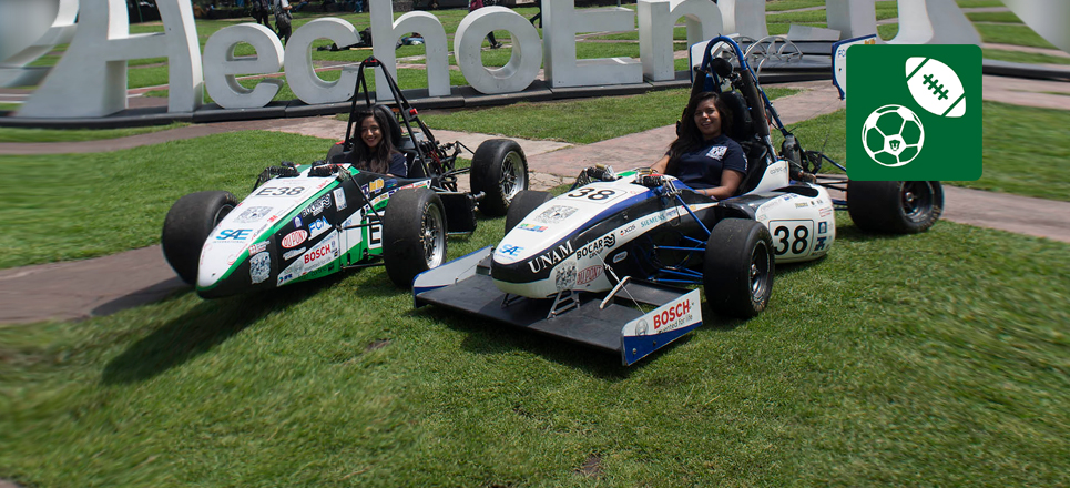 Sangre nueva en la Escudería UNAM-Motorsports