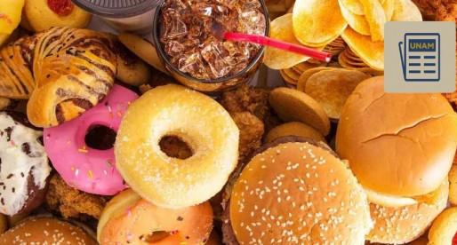 Advierten académicas de la UNAM sobre el consumo de alimentos chatarra