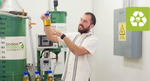 UNAM inaugura edificio de Innovación Ecotecnológica y Bioenergía