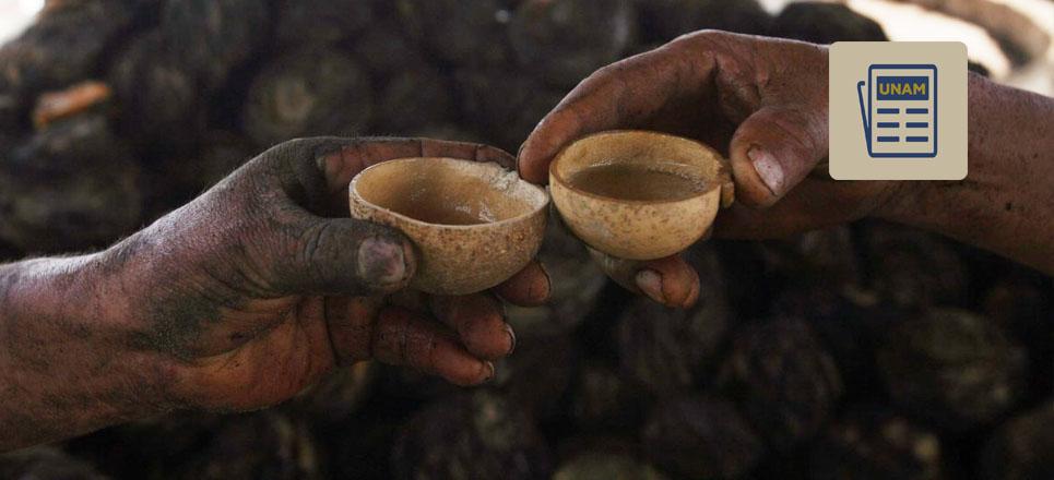 Confirma UNAM que prehispánicos producían mezcal