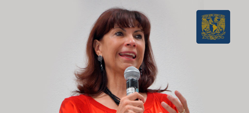 El gran reto, aprender a pensar de manera digital: María Barrón Tirado