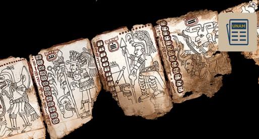 UNAM crea una cápsula para preservar códice maya
