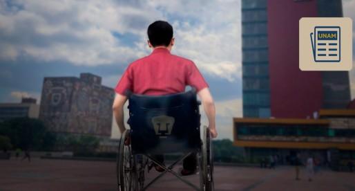 La UNAM, líder en atención a personas con discapacidad