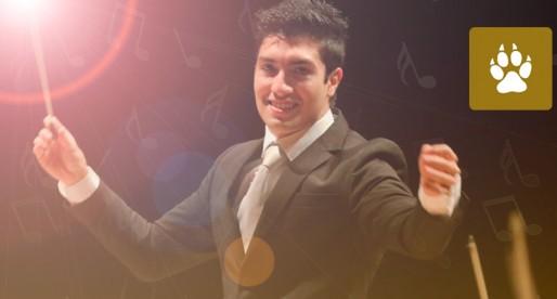 Rodolfo Barráez, ganador del Premio Internacional de Orquesta OFUNAM 2018