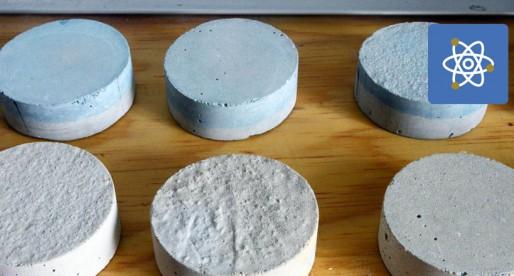 Universitarios crean cemento fotocatalítico; degrada contaminantes orgánicos