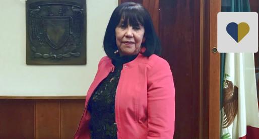 Elba Rosa Leyva Huerta, primera mujer en dirigir la Facultad de Odontología