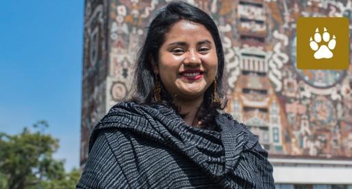 Conoce a Nadia López, universitaria y ganadora del Premio Nacional de la Juventud