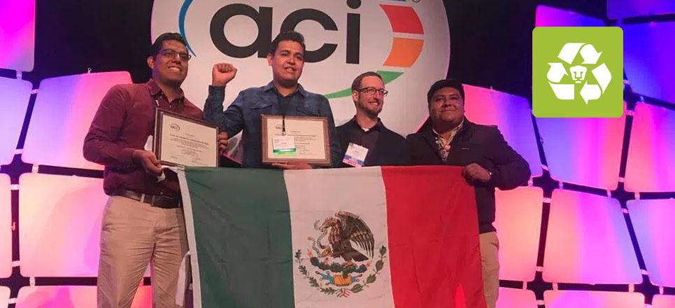 Ganan estudiantes de la UNAM competencia en Las Vegas