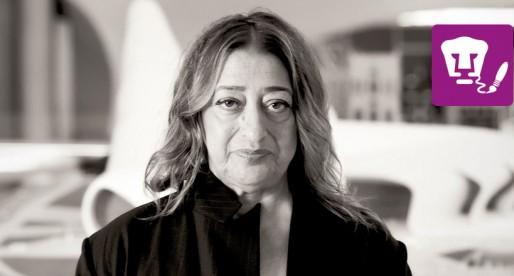 No te pierdas la exposición de Zaha Hadid en el MUAC
