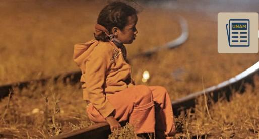 Preocupante el fenómeno de los niños migrantes: UNAM