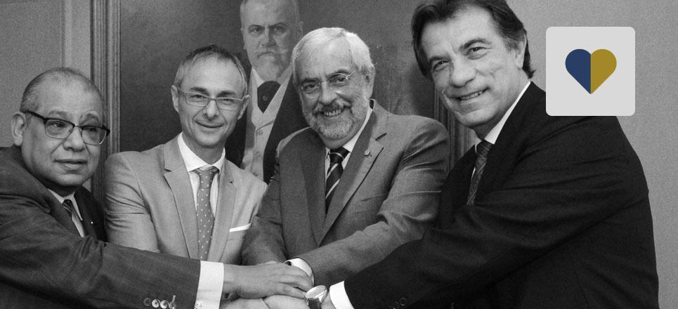 Estrechan lazos de colaboración UNAM y España