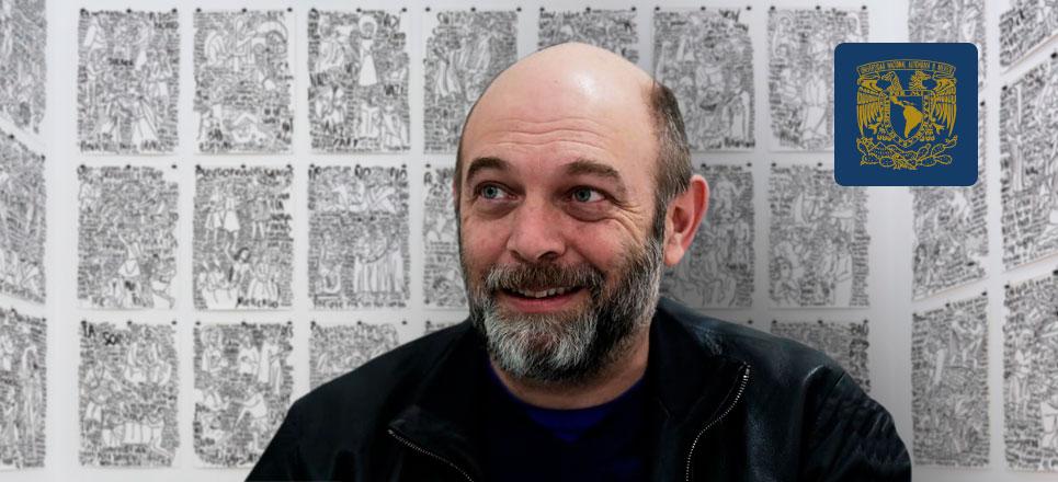 Conoce la trayectoria de Carlos Amorales, un artista contemporáneo