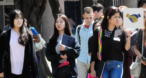 EU, Colombia y Canadá, algunos países de los que la UNAM recibe más estudiantes