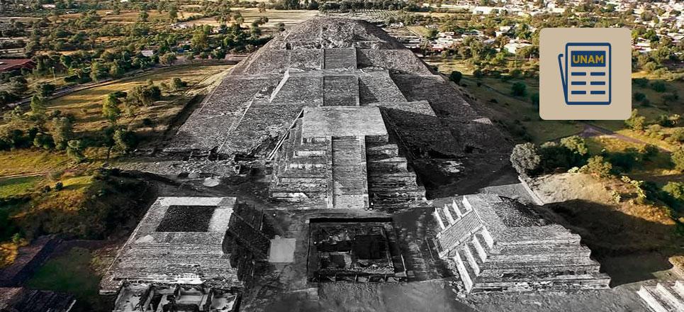 UNAM determina con más precisión la cronología de pinturas en Teotihuacán