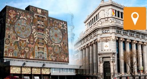 La UNAM hasta el viejo continente