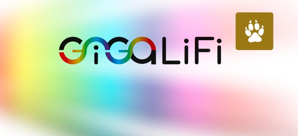 GiGaLiFi, trabaja en la transmisión de datos mediante la luz
