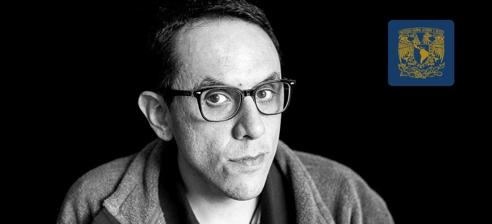 Alberto Chimal, el escritor de minificciones