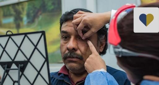 Programas Extramuros de Prótesis Oculares de la UNAM cumplen 25 años