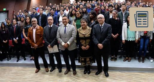 UNAM da la bienvenida a jóvenes de otras universidades