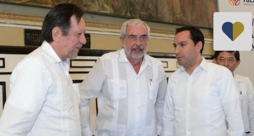 Destaca Graue labor de la UNAM en Yucatán