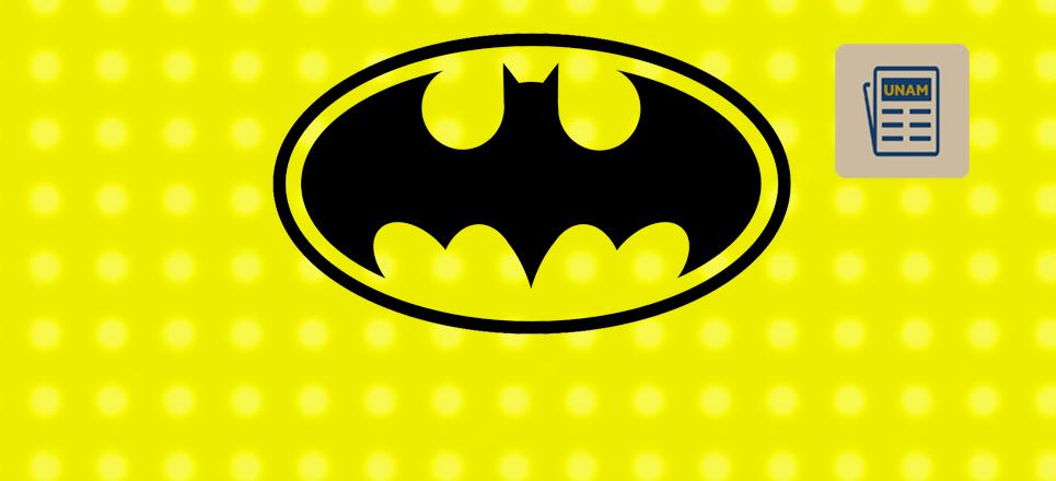 UNAM festeja 80 años de Batman