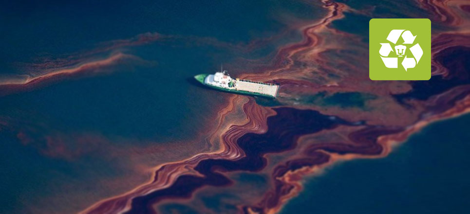 Golfo de México, contaminado por hidrocarburos
