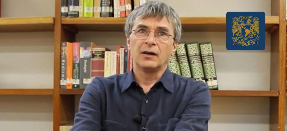 Guilhem Olivier, el historiador de los pueblos indígenas