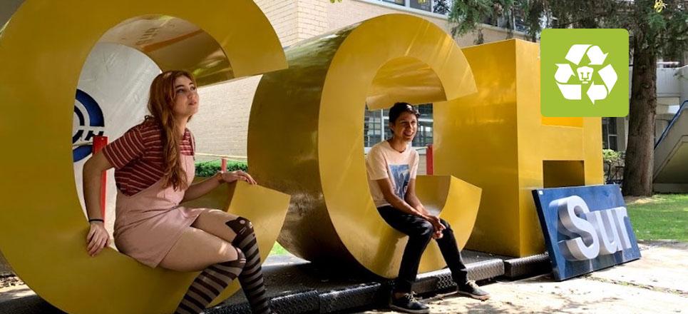 Estudiantes de la UNAM llevarán a Taiwan proyecto para degradar unicel