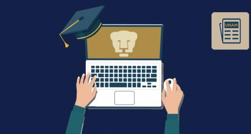 UNAM crea curso gratuito en línea para titulación
