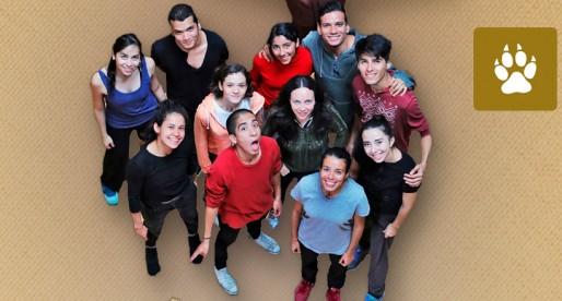 Danza contemporánea embellece aún más a la UNAM