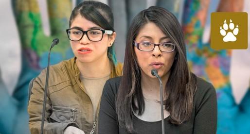 Egresadas de la Escuela Nacional de Trabajo Social logran doble titulación