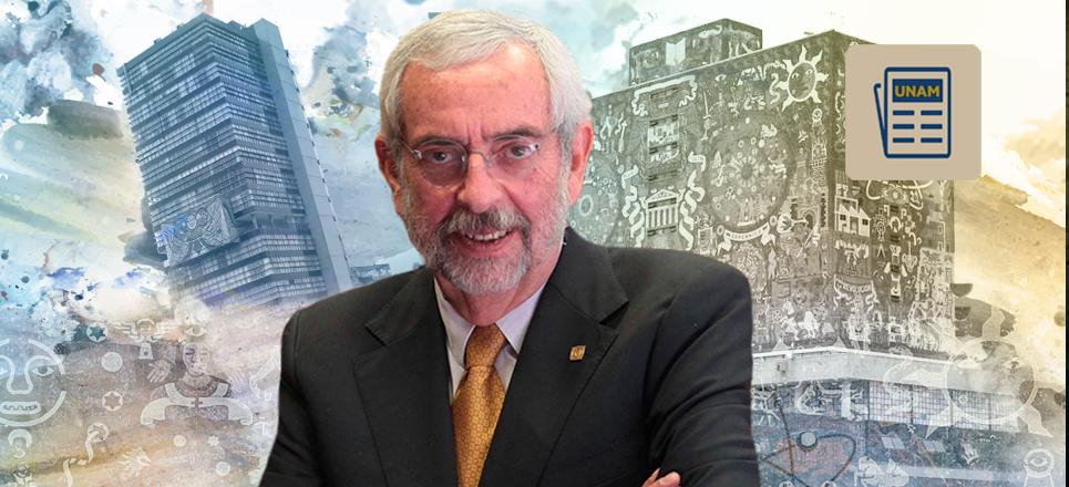 UNAM impone nuevo récord en innovación