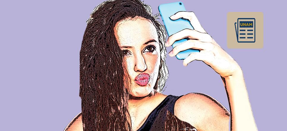 ¿Eres adicto a las selfies?