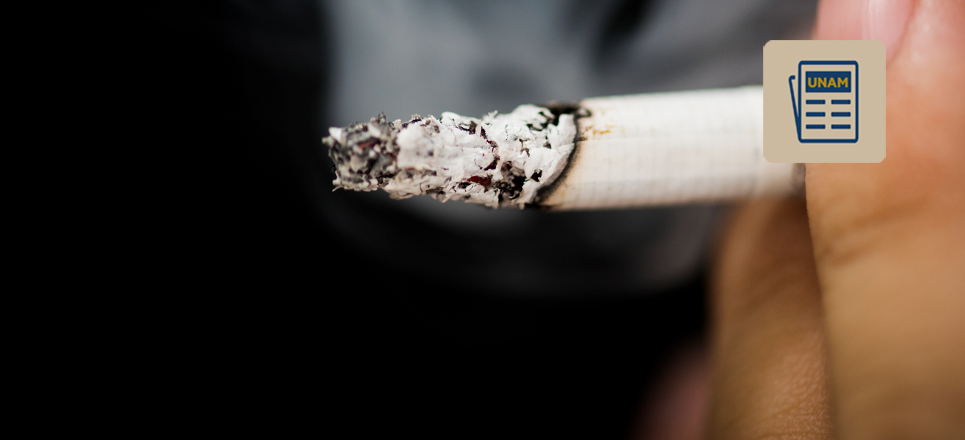 Diariamente mueren hasta 180 mexicanos por enfermedades asociadas al cigarro