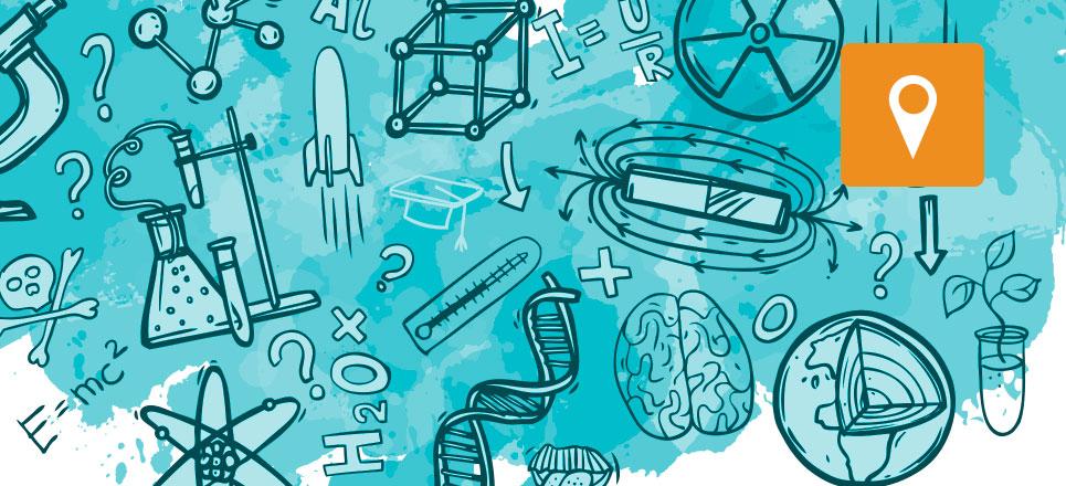 Universitarios dan vida al XXVII Concurso Universitario Feria de las Ciencias