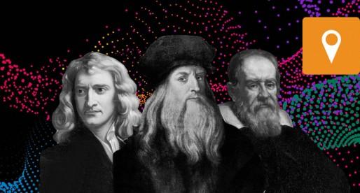 Mesa de diálogo en el marco de los 500 años de aniversario luctuoso de Da Vinci