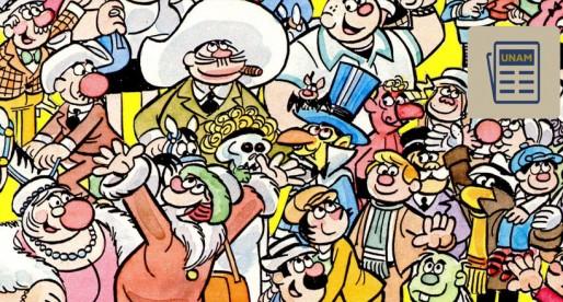 La UNAM catalogará más de mil 400 historietas mexicanas