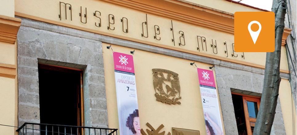 ¿Sabes dónde se encuentra el museo de la mujer?