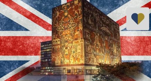 La UNAM en Reino Unido