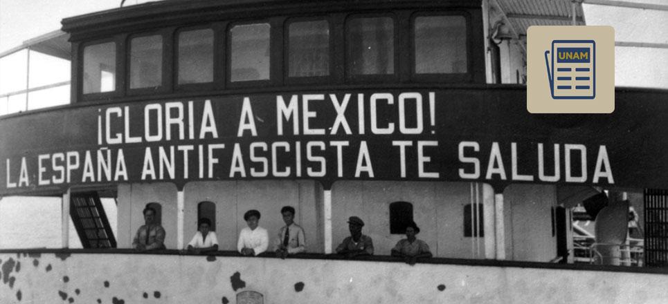 Exilio español, contribuyó al desarrollo intelectual de México