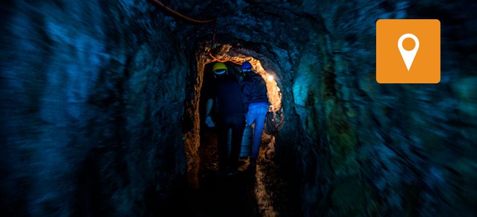¿Imaginas un laboratorio subterráneo capaz de medir la radiación natural?
