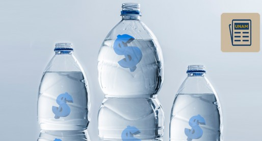 Capitalinos pagan 4 mil millones de pesos anuales en agua embotellada