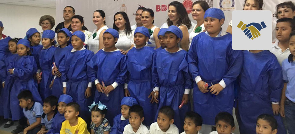 Conoce las Brigadas de Salud Comunitarias de Fundación UNAM
